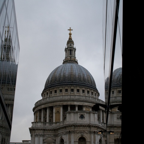 London II — St Pauls from One New Change