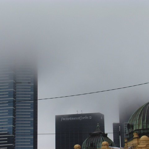 Melbourne: Enfogged