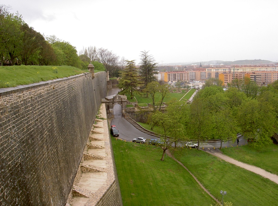 Pamplona Walls