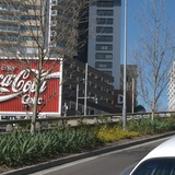 The Coke Sign