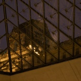 Paris II — Louvre by Night