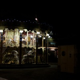 Reims Carrousel II — By Night