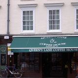 Oldest Coffee House in Britain